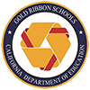 CA DOE Gold Ribbon School