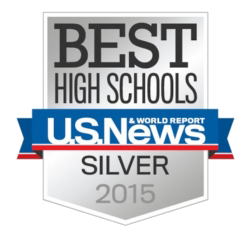 US News Best High Schools Silver 2015